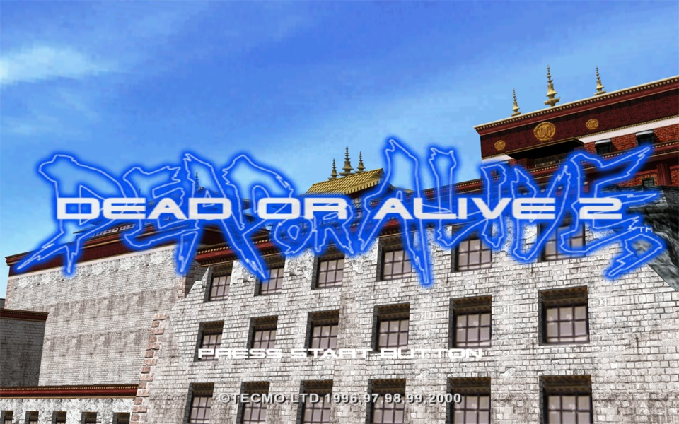 Dead or Alive 2 (Japan) ISO < DC ISOs | Emuparadise