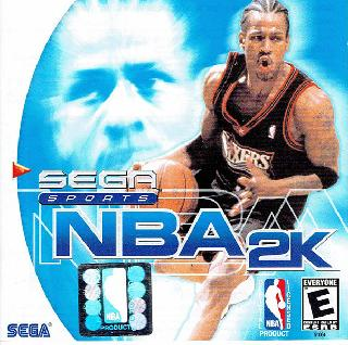 Screenshot Thumbnail / Media File 1 for NBA 2K (Japan)