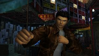 Screenshot Thumbnail / Media File 1 for Shenmue II (Including Virtua Fighter 4 Passport - VF.NET & Virtua Fighter History - VF4) (Japan)