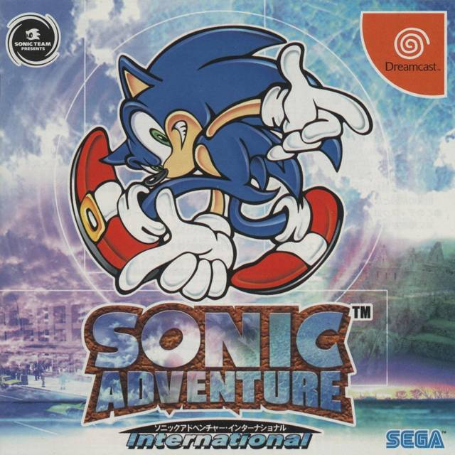 descargar sonic adventure 2 dreamcast cdi