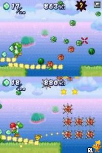 Yoshi Touch & Go (U)(Trashman) Screen Shot
