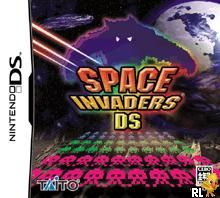 Space Invaders DS (J)(Wario) Box Art