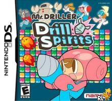 Mr. Driller - Drill Spirits (U)(Eternity) Box Art