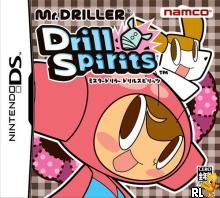 Mr. Driller - Drill Spirits (J)(Trashman) Box Art