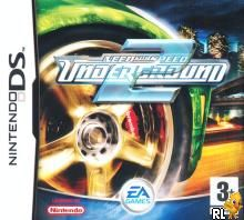 Need for Speed - Underground 2 (E)(Brassteroid Team) Box Art
