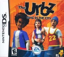 Urbz - Sims in the City, The (U)(Brassteroid Team) Box Art