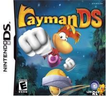 Rayman DS (U)(Brassteroid Team) Box Art