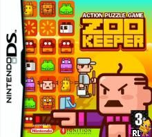Zoo Keeper (E)(Trashman) Box Art