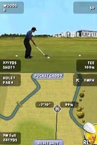 Tiger Woods PGA Tour (v01) (U)(GBXR) Screen Shot