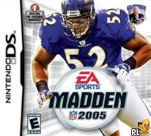 Madden NFL 2005 (U)(Lube) Box Art