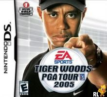 Tiger Woods PGA Tour (U)(Spankme) Box Art