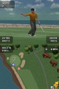 Tiger Woods PGA Tour (U)(Spankme) Screen Shot