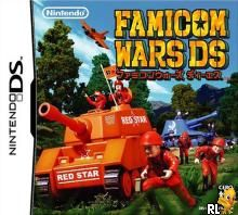 Famicom Wars DS (J)(RXR) Box Art