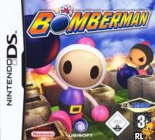 Bomberman (E)(Trashman) Box Art