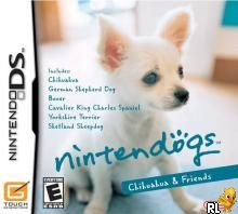 Nintendogs - Chihuahua & Friends (U)(Lube) Box Art