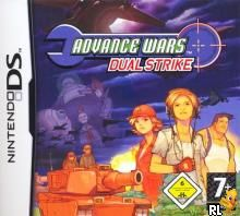 Advance Wars - Dual Strike (E)(FCT) Box Art