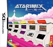 Atarimix - Happy 10 Games (J)(Trashman) Box Art