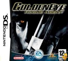 GoldenEye - Rogue Agent (E)(Trashman) Box Art