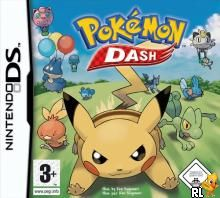 Pokemon Dash (E)(Trashman) Box Art