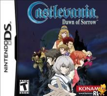 Castlevania - Dawn of Sorrow (U)(Legacy) Box Art
