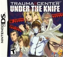 Trauma Center - Under the Knife (U)(Legacy) Box Art