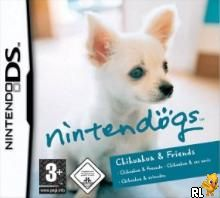 Nintendogs - Chihuahua & Friends (E)(Trashman) Box Art