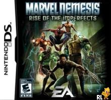 Marvel Nemesis - Rise of the Imperfects (U)(Trashman) Box Art
