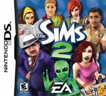 Sims 2, The (U)(Mode 7) Box Art