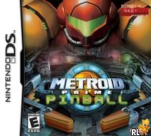 Metroid Prime Pinball (U)(Mode 7) Box Art
