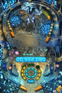 Metroid Prime Pinball (U)(Mode 7) Screen Shot