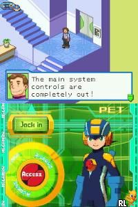 megaman for ds