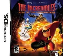 Incredibles - Rise of the Underminer, The (U)(Mode 7) Box Art