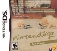 Nintendogs - Best Friends (U)(Trashman) Box Art
