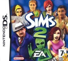 Sims 2, The (E)(Trashman) Box Art