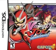 Viewtiful Joe - Double Trouble! (U)(Legacy) Box Art