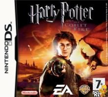 Harry Potter and the Goblet of Fire (E)(Trashman) Box Art