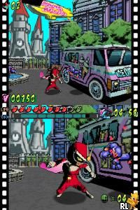 Viewtiful Joe - Scratch! (J)(Legacy) Screen Shot