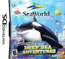 SeaWorld Adventure Parks - Shamu's Deep Sea Adventures (U)(Trashman) Box Art