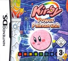 Kirby - Power Paintbrush (E)(Legacy) Box Art