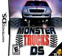Monster Trucks DS (U)(Mode 7) Box Art