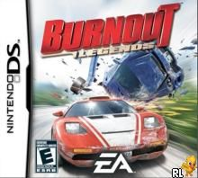 Burnout Legends (U)(Mode 7) Box Art