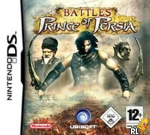 Battles of Prince of Persia (E)(Legacy) Box Art