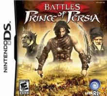 Battles of Prince of Persia (U)(Trashman) Box Art