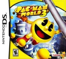 Pac-Man World 3 (U)(Independent) Box Art