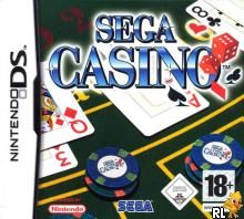 SEGA Casino (E)(Legacy) Box Art