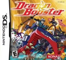 Dragon Booster (U)(Trashman) Box Art