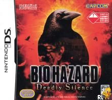 BioHazard - Deadly Silence (J)(WRG) Box Art