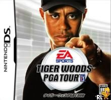 Tiger Woods PGA Tour (J)(WRG) Box Art