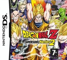 Dragon Ball Z - Supersonic Warriors 2 (E)(Eternity) Box Art
