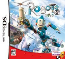 Robots (J)(Mode 7) Box Art